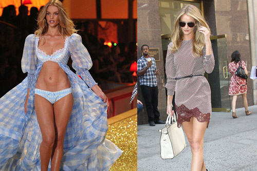 Không diện nội y, thiên thần Victoria's Secret mặc gì ra phố? - Ảnh 8