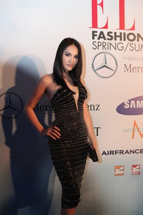 Sao VIệt xuất hiện lộng lẫy trên thảm đỏ Elle Fashion Show - Ảnh 15