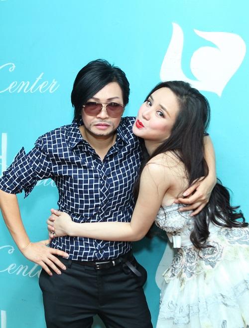 Hoa hậu Thu Hoài, Phương Thanh chuẩn men dự tiệc  - Ảnh 6