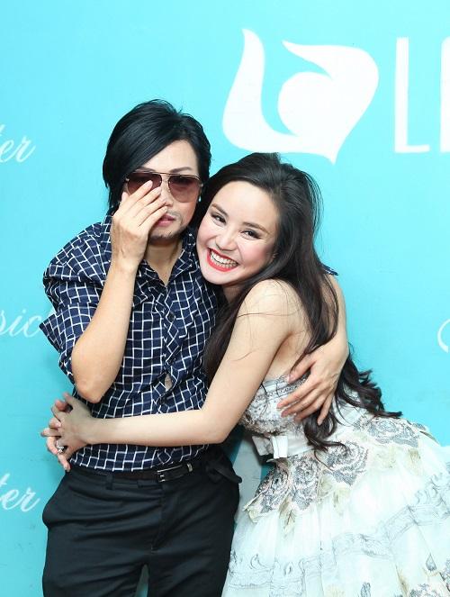 Hoa hậu Thu Hoài, Phương Thanh chuẩn men dự tiệc  - Ảnh 7
