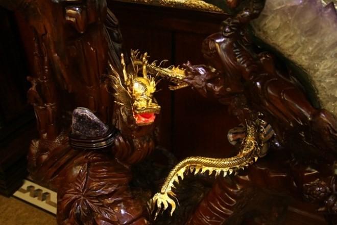 Biệt thự mạ vàng 24K của đại gia tuổi ngựa ở Hà Nội - Ảnh 5