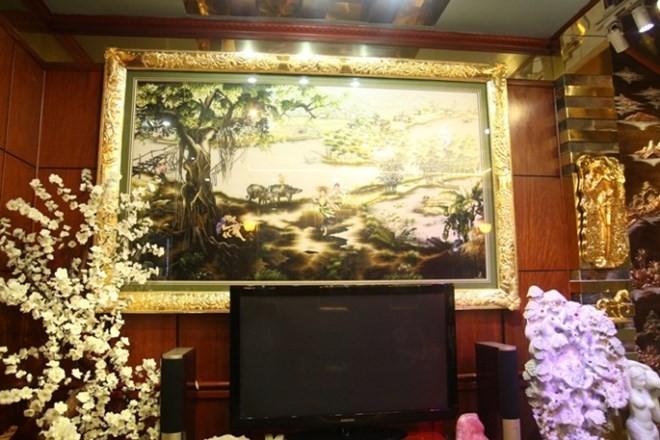 Biệt thự mạ vàng 24K của đại gia tuổi ngựa ở Hà Nội - Ảnh 6
