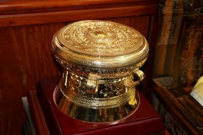 Biệt thự mạ vàng 24K của đại gia tuổi ngựa ở Hà Nội - Ảnh 7