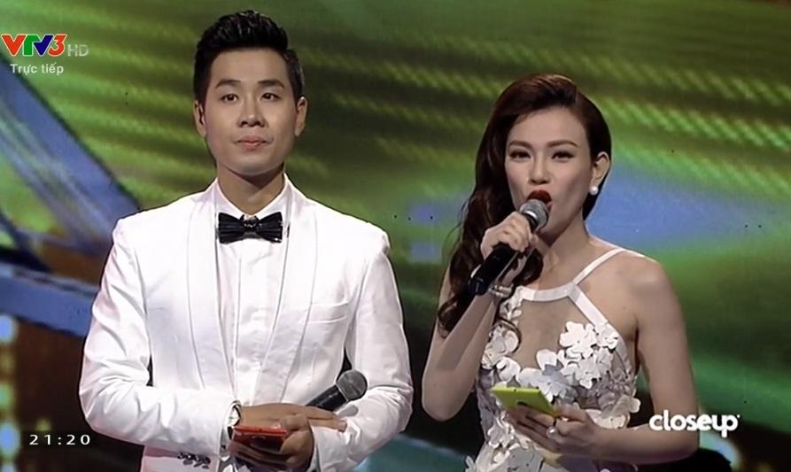 Liveshow 8-Bán kết Nhân tố bí ẩn 2014: Quang Đại ngậm ngùi ra về - Ảnh 1