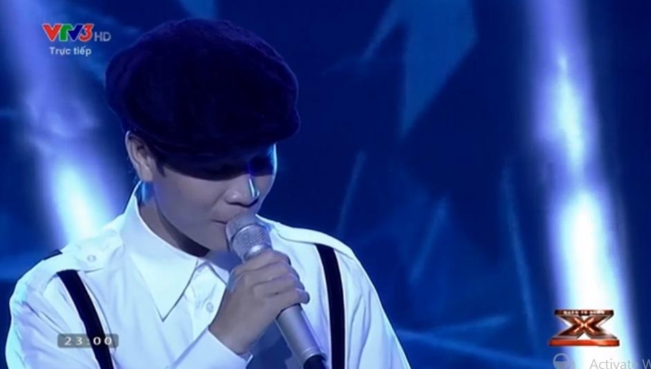 Liveshow 8-Bán kết Nhân tố bí ẩn 2014: Quang Đại ngậm ngùi ra về - Ảnh 13