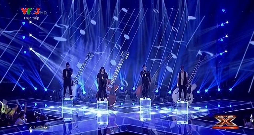 Liveshow 8-Bán kết Nhân tố bí ẩn 2014: Quang Đại ngậm ngùi ra về - Ảnh 5