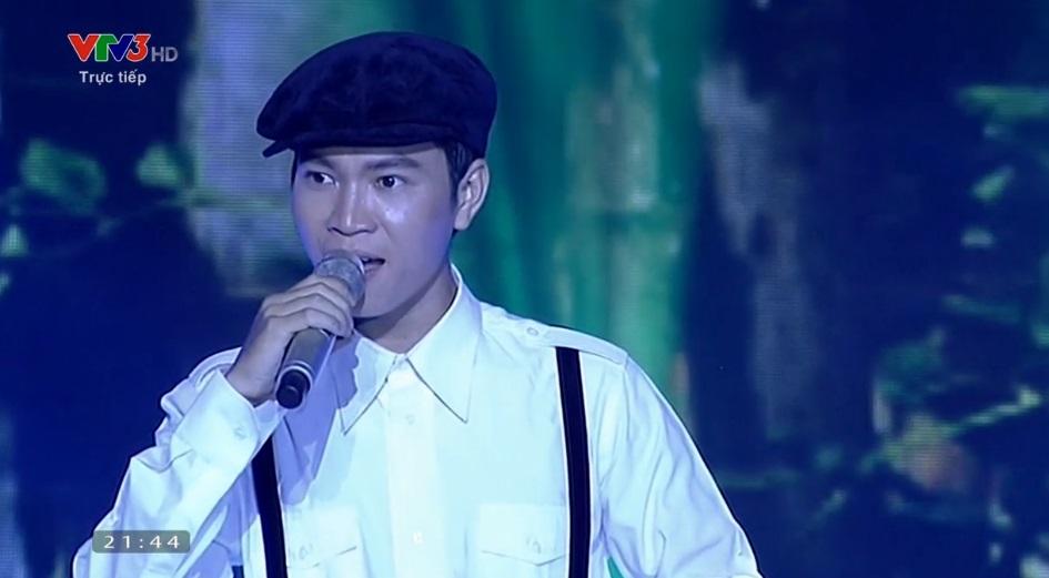 Liveshow 8-Bán kết Nhân tố bí ẩn 2014: Quang Đại ngậm ngùi ra về - Ảnh 6