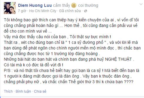 Diễm Hương, Khánh Thi chỉ trích Yanbi vì miệt thị dân đồng tính - Ảnh 3