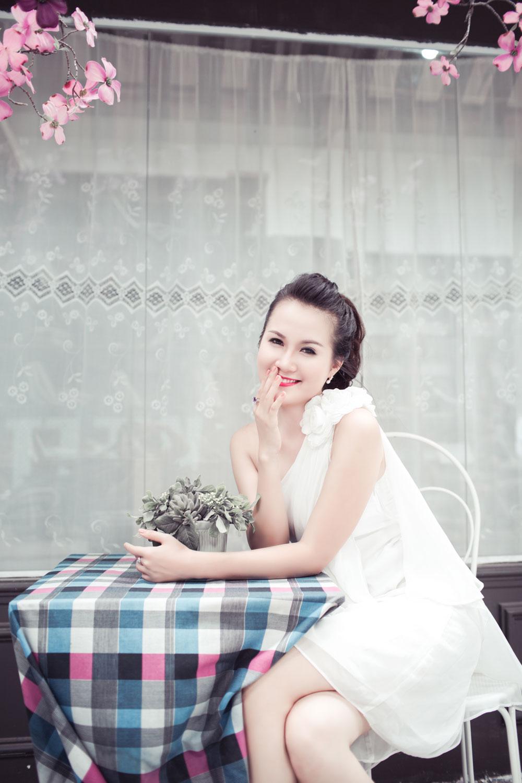Nhan sắc xinh đẹp của thí sinh Hoa hậu Việt Nam 2014 - Ảnh 6