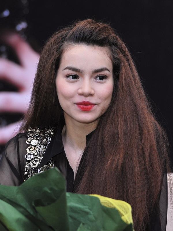 Hồ Ngọc Hà thất bại tại MTV EMA 2014 - Ảnh 1