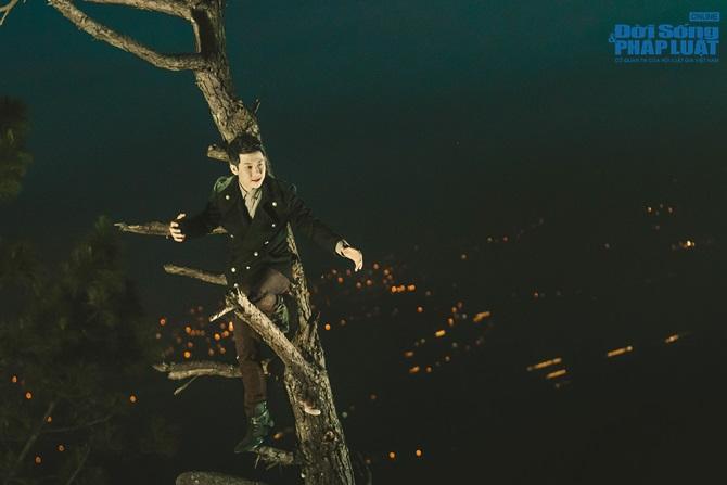 """Halloween: Trọng Khương hóa """"ma cà rồng"""" trong bộ ảnh mới - Ảnh 6"""