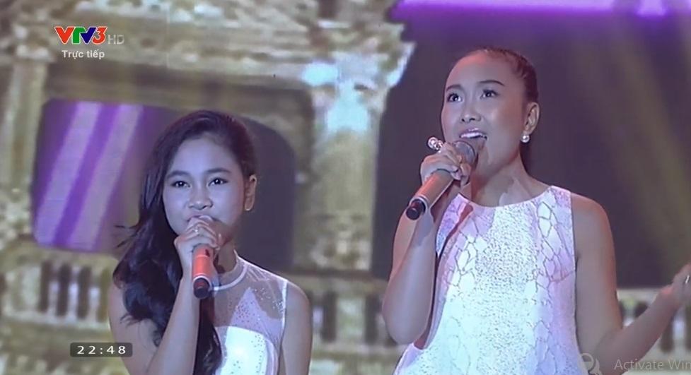 Chung kết Giọng hát Việt nhí: Thiện Nhân giành ngôi quán quân - Ảnh 17