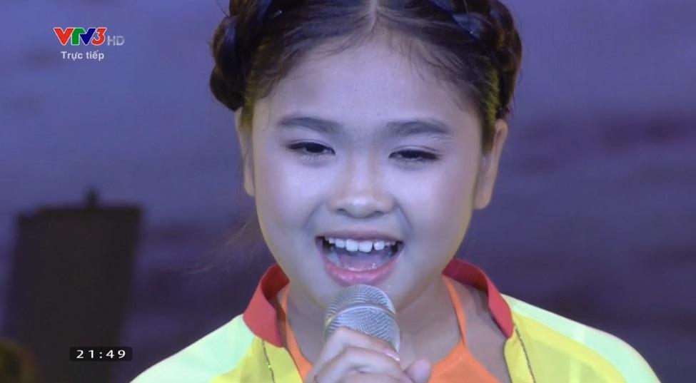 Chung kết Giọng hát Việt nhí: Thiện Nhân giành ngôi quán quân - Ảnh 7