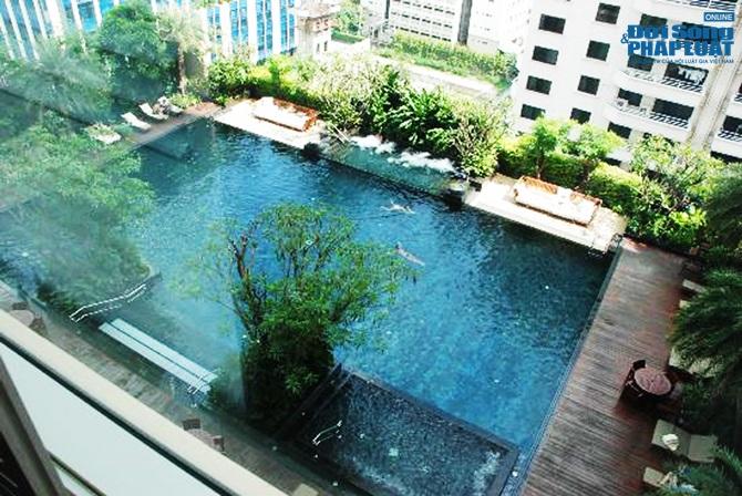 Khám phá căn hộ nơi Nathan Lee trú ngụ tại Bangkok - Ảnh 3