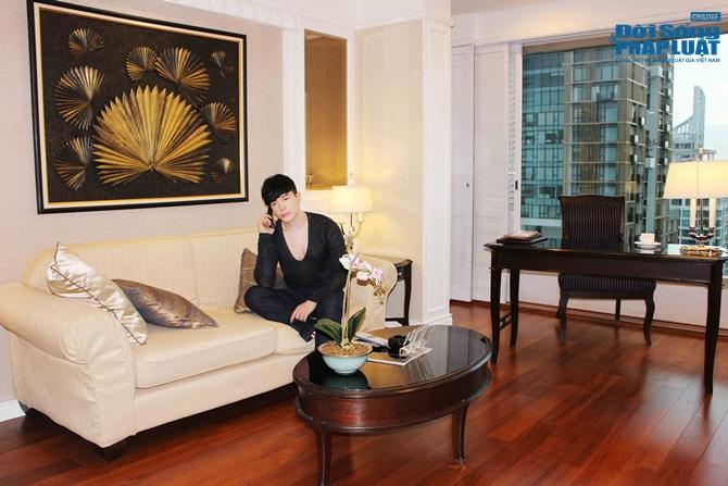 Khám phá căn hộ nơi Nathan Lee trú ngụ tại Bangkok - Ảnh 4