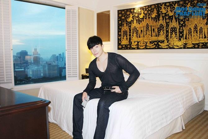 Khám phá căn hộ nơi Nathan Lee trú ngụ tại Bangkok - Ảnh 6