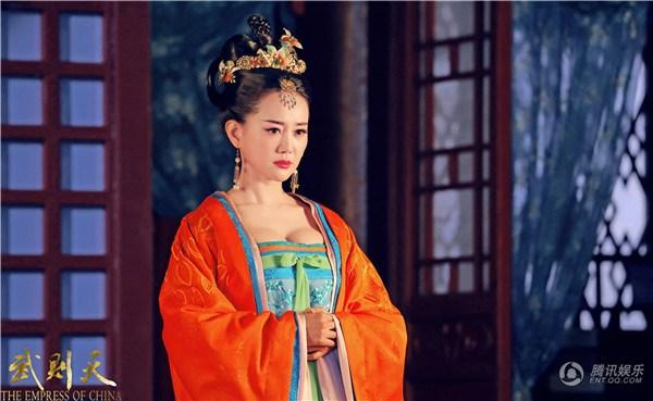 Ngắm dàn phi tần, mỹ nữ tuyệt đẹp trong phim Võ Tắc Thiên - Ảnh 5