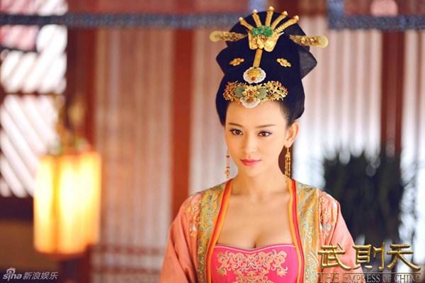 Ngắm dàn phi tần, mỹ nữ tuyệt đẹp trong phim Võ Tắc Thiên - Ảnh 8