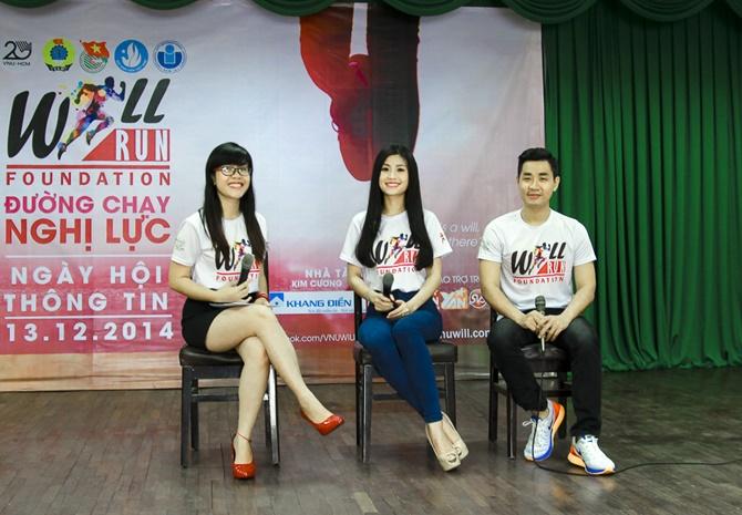 Á hậu Diễm Trang cùng Nguyên Khang truyền đam mê cho giới trẻ - Ảnh 6