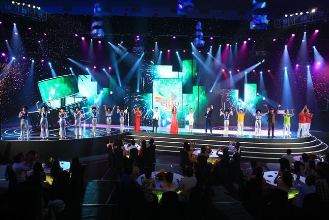 Gala Chào 2015: Bữa tiệc âm nhạc trong phim - Ảnh 1