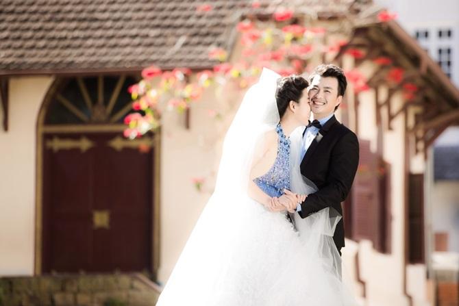 Lê Khánh tung ảnh cưới tràn ngập những nụ hôn - Ảnh 4