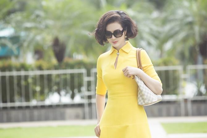 """MC """"không tuổi"""" Thanh Mai khoe vẻ đẹp bất chấp thời gian - Ảnh 3"""