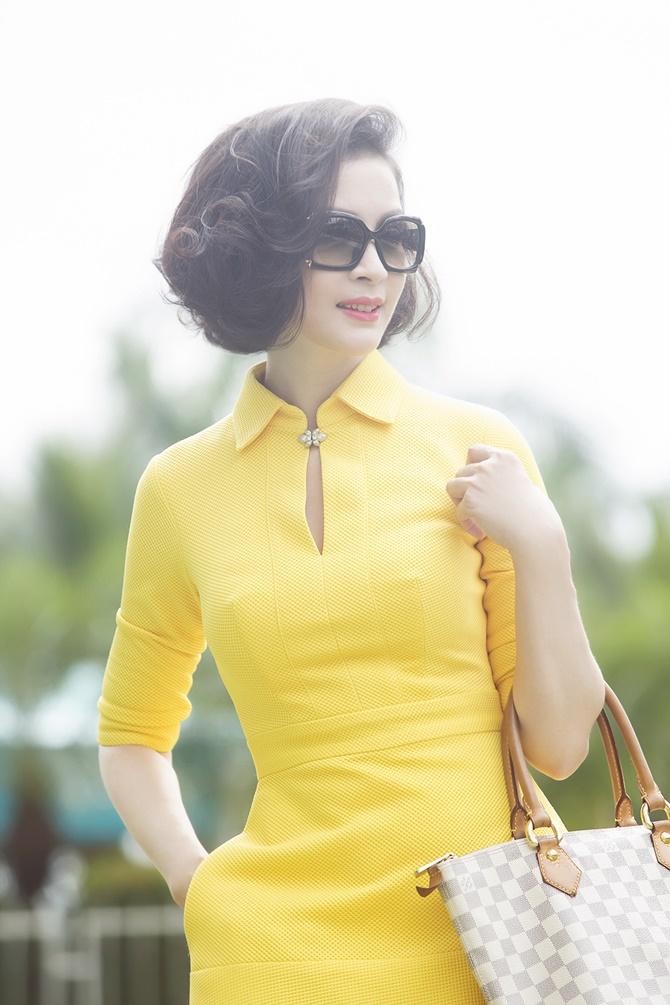 """MC """"không tuổi"""" Thanh Mai khoe vẻ đẹp bất chấp thời gian - Ảnh 5"""