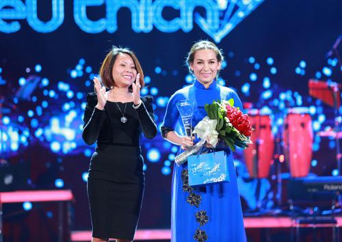 """""""Trách ai vô tình"""" của Phi Nhung lần thứ 2 nhận giải BHYT - Ảnh 1"""