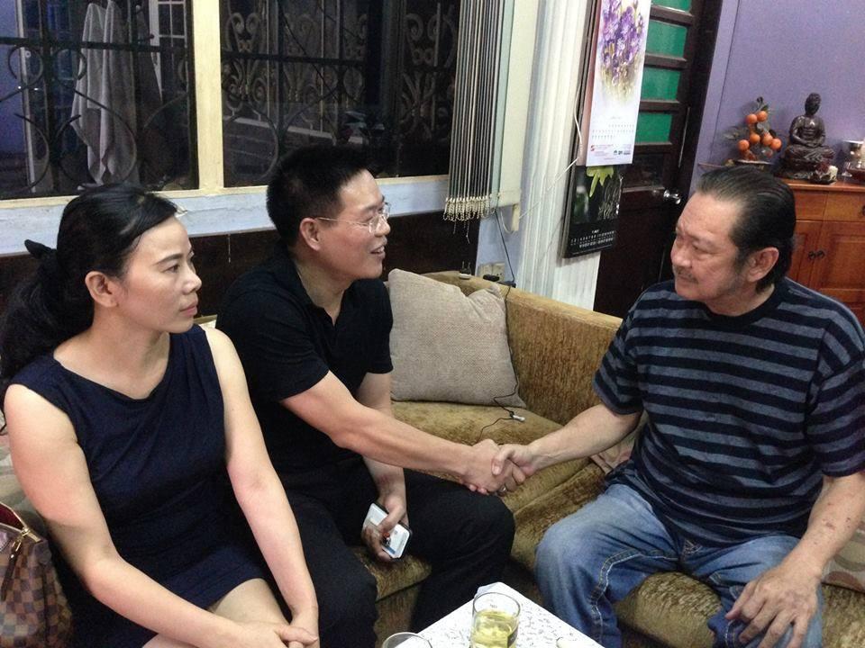 """""""Đại gia"""" chi hơn 8 tỷ giúp Phước Sang tới nhà gặp Chánh Tín - Ảnh 1"""