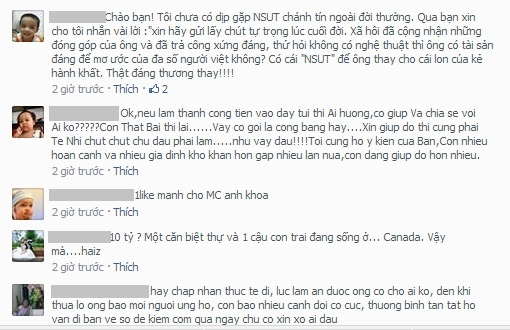"""MC Anh Khoa: Đừng để nghệ sĩ là """"một người xin xỏ"""" - Ảnh 5"""
