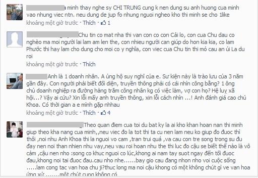 """MC Anh Khoa: Đừng để nghệ sĩ là """"một người xin xỏ"""" - Ảnh 6"""