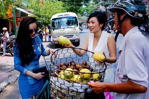 """Vy Oanh hẹn hò """"cầu cứu"""" Phương Thanh - Ảnh 5"""