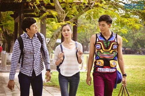 Ngọc Tình, Hữu Long tham gia phim ngắn mừng Festival Huế - Ảnh 3
