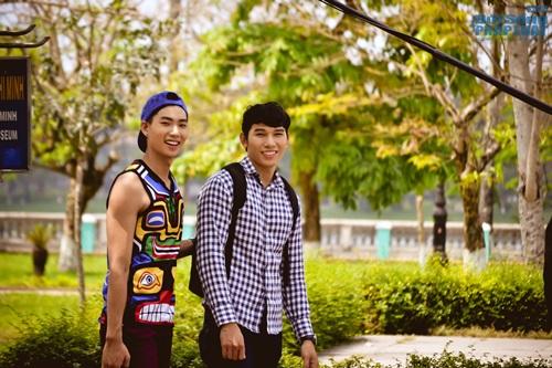 Ngọc Tình, Hữu Long tham gia phim ngắn mừng Festival Huế - Ảnh 1