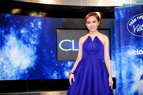"""Cao Thanh Thảo My """"thế chân"""" Phan Anh làm MC chính Vietnam Idol - Ảnh 4"""