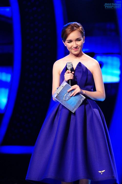 """Cao Thanh Thảo My """"thế chân"""" Phan Anh làm MC chính Vietnam Idol - Ảnh 9"""