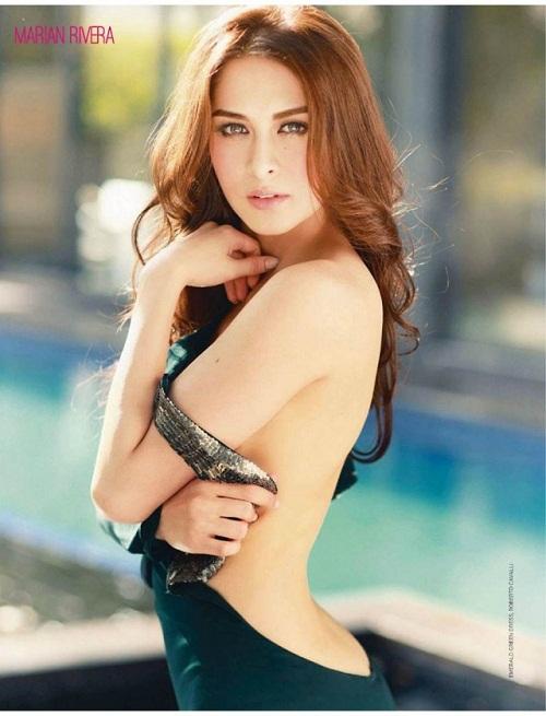 """Ngắm nhan sắc Marian Rivera: """"Mỹ nhân đẹp nhất Philippines"""" - Ảnh 1"""