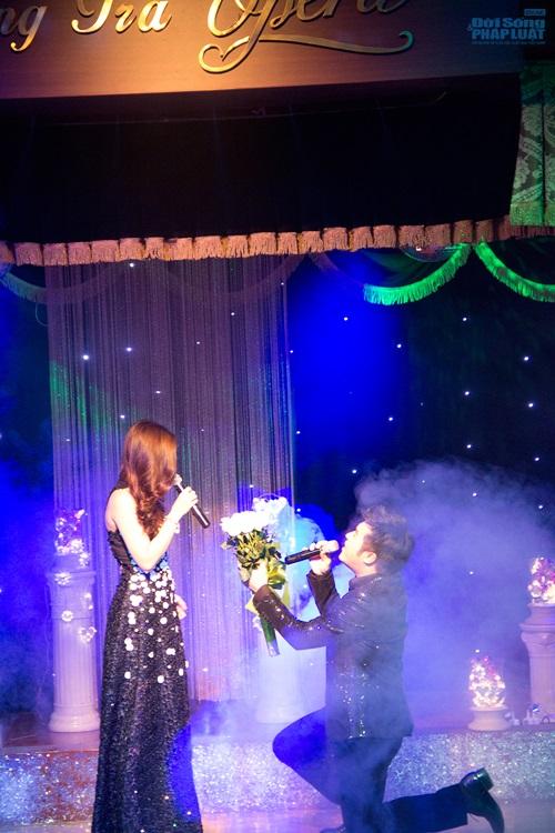Hiệp Gà tái xuất sân khấu Thủ đô trong minishow của Lưu Kỳ Hương - Ảnh 3