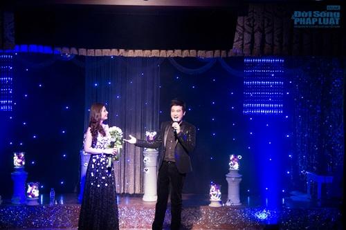 Hiệp Gà tái xuất sân khấu Thủ đô trong minishow của Lưu Kỳ Hương - Ảnh 4