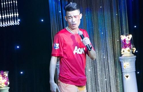 Hiệp Gà tái xuất sân khấu Thủ đô trong minishow của Lưu Kỳ Hương - Ảnh 11