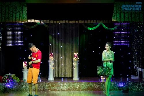 Hiệp Gà tái xuất sân khấu Thủ đô trong minishow của Lưu Kỳ Hương - Ảnh 7