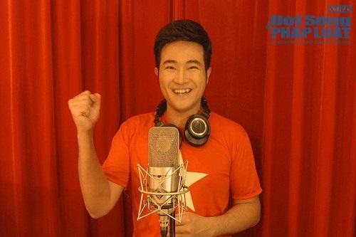 Sao Việt mặc áo in cờ đỏ sao vàng thể hiện lòng yêu nước - Ảnh 4