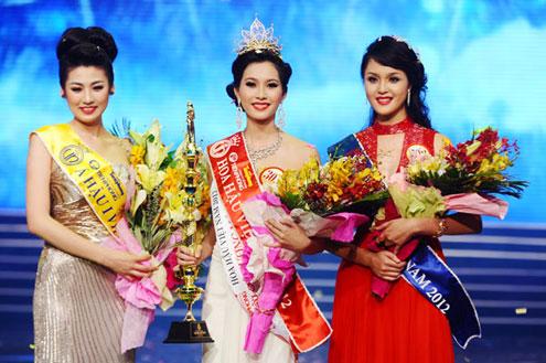 Hoãn Chung kết Hoa hậu Việt Nam đến tháng 12/2014 - Ảnh 1