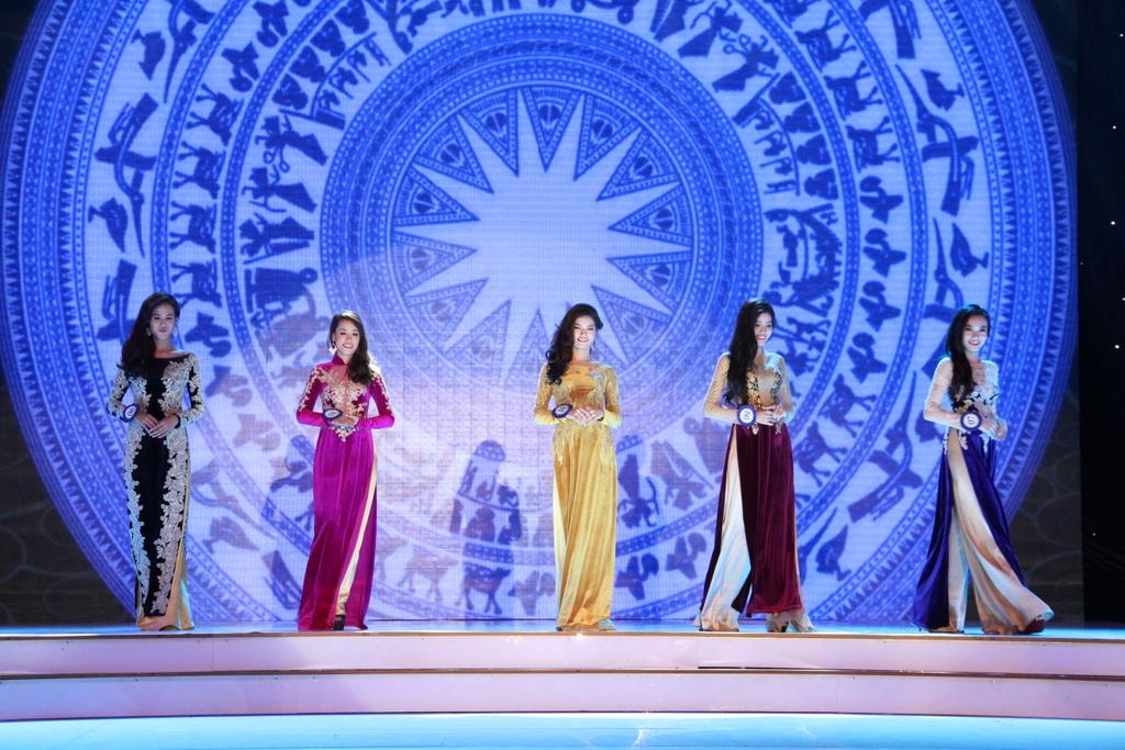 Hoa hậu Đại Dương và những chặng đường đã qua - Ảnh 4