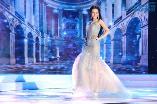 Đặng Thu Thảo đăng quang Hoa hậu Đại dương Việt Nam 2014 - Ảnh 3
