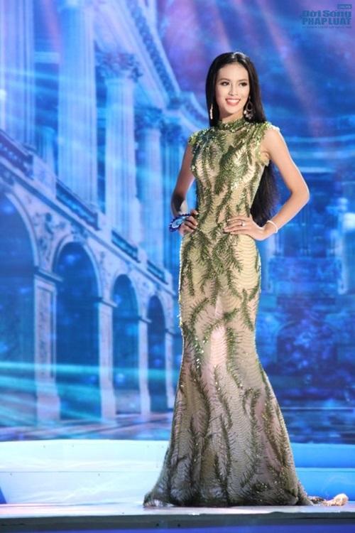 Đặng Thu Thảo đăng quang Hoa hậu Đại dương Việt Nam 2014 - Ảnh 4