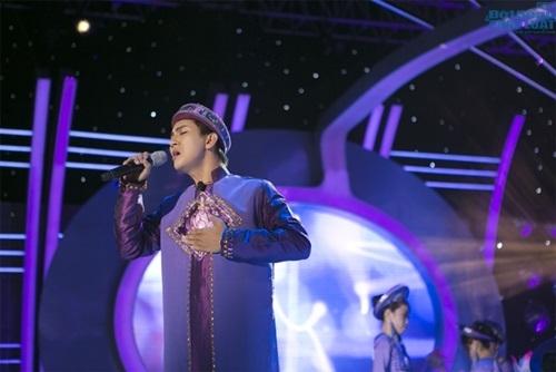 Hoài Linh mong Hoài Lâm theo đuổi dòng nhạc dân ca - Ảnh 1