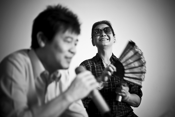 Khánh Ly, Tuấn Ngọc say mê hát nhạc Trịnh - Ảnh 7