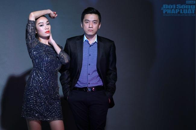 """Lam Trường """"Khóc"""" với cháu gái Minh Thư - Ảnh 1"""