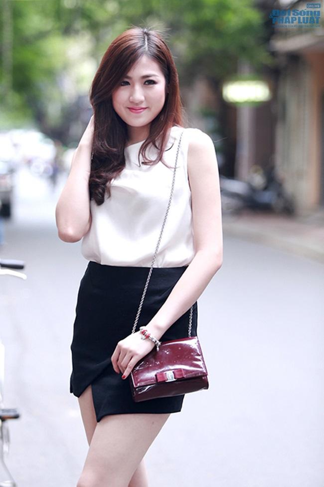 Street style sao Việt tuần qua: Hà Hồ khoe chân dài thẳng tắp - Ảnh 5